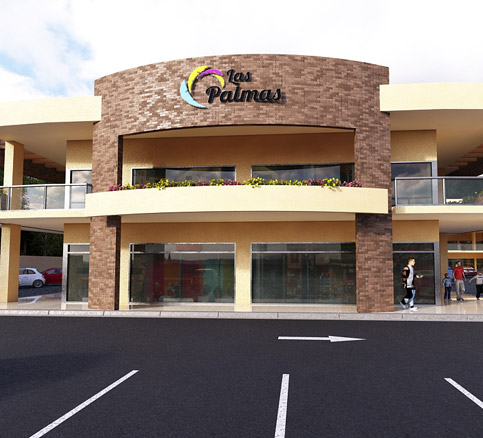 Centro Comercial Las Palmas